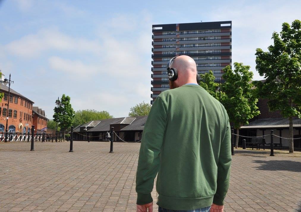Listening to COV C60 in the Canal Basin